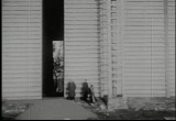 Still frame from: [Amateur Film: Ice Harvest, Camp Minsi, 1921]