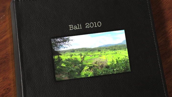 Still frame from: Bali vacation 2010