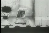 Still frame from: Betty Boop's Rise To Fame
