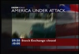 Still frame from: BBC Sept. 11, 2001 7:41 pm - 8:23 pm
