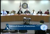 Still frame from: Board of Selectmen November 19, 2012