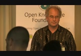 Still frame from: Brewster Kahle - Open Knowledge Foundation - Universal Access