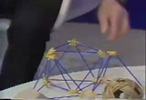 Still frame from: Buckminster Fuller - Everything I Know - Part 3