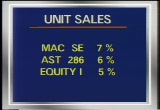 Still frame from: Consumer Buyers Guide 1988