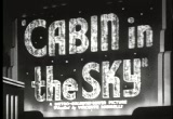 Still frame from: Cabin In The Sky - trailer