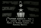 Still frame from: Captain America: Chapter 12 - Horror on the Highway