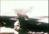 Still frame from: Medical effects of the atomic bomb