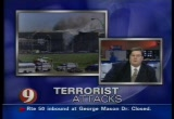 Still frame from: CBS Sept. 11, 2001 4:51 pm - 5:33 pm