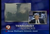 Still frame from: CBS Sept. 11, 2001 5:33 pm - 6:14 pm