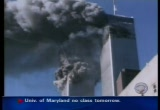 Still frame from: CBS Sept. 11, 2001 8:19 pm - 9:01 pm
