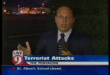 Still frame from: CBS Sept. 11, 2001 11:06 pm - 11:48 pm