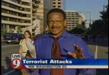 Still frame from: CBS Sept. 12, 2001 5:59 pm - 6:41 pm