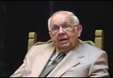 Still frame from: Oral history with Johnny Grant