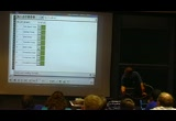 Still frame from: CLUG AGM 24 Nov 2009 - Interfacing with the real world