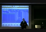 Still frame from: CLUG Talk 27 July 2010 - PXE boot + kickstart + puppet (automated roll-outs):