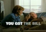 Still frame from: Campaign Money Watch TV Ad - The Bill