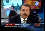 Still frame from: CNN Sept. 12, 2001 4:15 am - 4:57 am