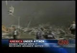 Still frame from: CNN Sept. 12, 2001 4:57 am - 5:38 am