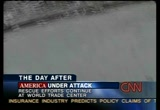 Still frame from: CNN Sept. 12, 2001 2:40 pm - 3:22 pm