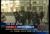 Still frame from: CNN Sept. 12, 2001 7:32 pm - 8:14 pm