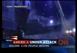 Still frame from: CNN Sept. 13, 2001 8:03 am - 8:44 am
