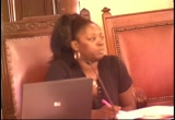 Still frame from: Albany Common Council June 18th 2012