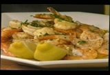 Still frame from: Cooking with Georgia  Sautéed Shrimp