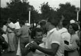 Still frame from: German Day festivities in Hindenburg Park, Los Angeles film footage