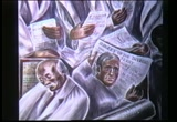 Still frame from: Toland Hall Murals: an Oral History