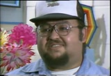 Still frame from: Ricardo Favela Interview and tile making -- Royal Chicano Air Force Interview at Centro Artistas Chicanos