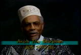 Still frame from: Abdulhamid Akoni - Storyteller