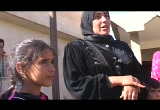 Still frame from: Shocking and Awful - Standing with the Women of Iraq
