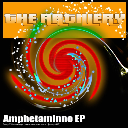 The Artillery - Amthetaminno EP