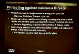 Still frame from: Def Con 11 Video (old realvideo)