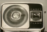 Still frame from: Ansco: Cadet Camera with Flash, 1950s-1960s (dmbb04311)