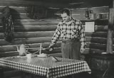 Still frame from: General Foods: Log Cabin Syrup, 1950s (dmbb04408)