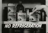Still frame from: Dietetic Labs: Pream Powdered Coffee Creamer, 1950s (dmbb08508)