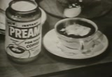 Still frame from: Dietetic Labs: Pream Powdered Coffee Creamer, 1950s (dmbb08517)