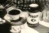 Still frame from: Dietetic Labs: Pream Powdered Coffee Creamer, 1950s-1960s (dmbb08629)