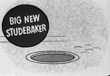 Still frame from: Studebaker, 1950s (dmbb08712)