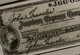 Still frame from: American Express Travelers Cheques, 1960s (dmbb09702)