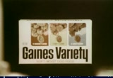 Still frame from: General Foods: Gaines-Burgers Variety Pack, 1950s-1960s (dmbb15104)