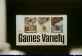 Still frame from: General Foods: Gaines-Burgers Variety Pack, 1950s-1960s (dmbb15105)