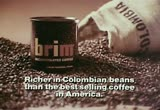 Still frame from: General Foods: Brim Coffee, 1970s-1980s (dmbb17902)