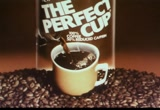 Still frame from: General Foods: The Perfect Cup Coffee, 1970s (dmbb19602)