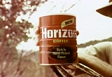 Still frame from: General Foods: Horizon Coffee, 1970s (dmbb19809)