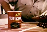 Still frame from: General Foods: Horizon Coffee, 1970s (dmbb19810)