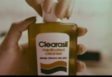 Still frame from: P&G: Clearasil Face Cleanser, 1960s (dmbb24624)