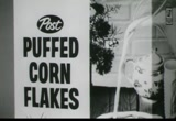 Still frame from: Post: Puffed Corn Flakes Cereal, 1960s (dmbb40335)