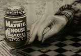Still frame from: Maxwell House: Instant Maxwell House Coffee, 1950s (dmbb40726)